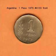 ARGENTINA    1  PESO  1975  (KM # 69) - Argentina