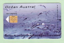 Antarctique - Télécartes  - TAAF - N° 35 - Océan Austral - TAAF - Franse Zuidpoolgewesten