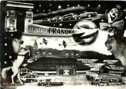 Réf : AAE14 -501 :  Les Frères Francki Cirque, Magie, Barristes - Cirque