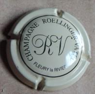 Capsule  De  Champagne   - Roellinger Vatel  - Créme - Champagne