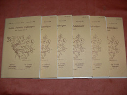 AGUIAINE  ET SUBIOCHON TOME XIIII  6 N°  ANNEE COMPLETE 1980 / MOULIN MEURSAC /  LOULAY / ILE OLERON / KER ILE D YEU / - Poitou-Charentes