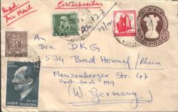Indien / India - Umschlag Echt Gelaufen / Cover Used (x348) - Briefe