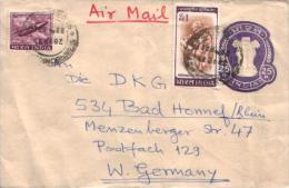 Indien / India - Umschlag Echt Gelaufen / Cover Used (x349) - Briefe