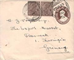 Indien / India - Umschlag Echt Gelaufen / Cover Used (x350) - Briefe