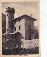C-2631 Cartolina Champorcher M.1427 - Villa Vassoney - Aosta