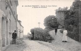 44 CPA Chateau Thierry : LOT De 44 Cartes 100% Scannées - Chateau Thierry