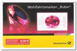 Duitsland Gestempeld USED, Minerals - [7] República Federal