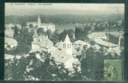 N°474 - Dauphiné -  Cognin, Vue Générale -  Day76 - Autres Communes