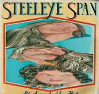 * LP *  STEELEYE SPAN - ALL AROUND MY HAT (Germany 1975) - Country En Folk