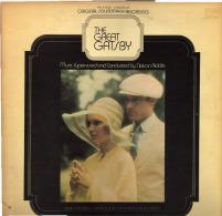 * 2LP *  NELSON RIDDLE ORCHESTRA - THE GREAT GATSBY (USA 1974) - Filmmuziek