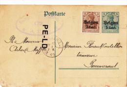 Monsieur Florent Coutellier Tanneur à POMMEROEUL - Superbe Carte (commande) - Bernissart