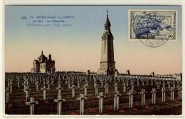"""Oblitération T04 -  """" SOUCHEZ / PAS DE CALAIS / 7.8.1954 """" -  Sur 8F. Célimène - 1921-1960: Periodo Moderno"""