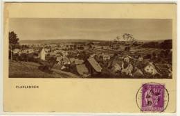FLAXLANDEN  -  Vue Générale Sur Le Village - Beau Plan - Ed. BRAUN & Cie, N° -- - Autres Communes