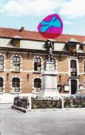 BLATON - Monument Et Maison Communale - Superbe Carte Colorée - Bernissart