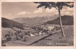 AK Spital Am Phyrn Mit Sengsengebirge (2245) - Spital Am Phyrn