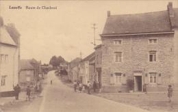 Laneffe  Route De Charleroi Bien Animé, Circulé En 19???? - Walcourt