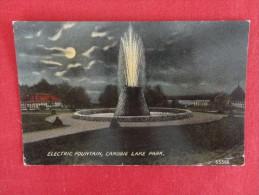 New Hampshire > Salem  Electric Fountain Canobie Lake Park   Not Mailed  Ref 1256 - Salem