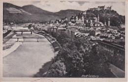 AK Salzburg - Panorama - 1946 (2261) - Salzburg Stadt