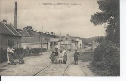 BERNEUIL SUR AISNE  La Sucrerie 1923 - Zonder Classificatie