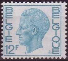 België - Belgique  1648p Xx  Polyvalent - Unused Stamps