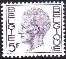 België - Belgique  1645p Xx  Polyvalent - Unused Stamps