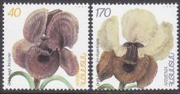 ARMENIA, 1997 IRISES 2 MNH - Arménie
