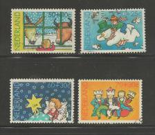 NEDERLAND 1983 Serie Kinder Zegels Gestempeld 1295-1298 # 1272 - Period 1980-... (Beatrix)
