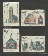 NEDERLAND 1985 Serie Zomer Zegels Gestempeld 1324-1327 # 1275 - Period 1980-... (Beatrix)