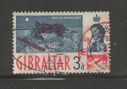 GIBRALTAR 1964 Used Stamp New Constitution 167 #2968 - Gibraltar