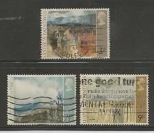 UK 1971 Used Stamp(s) Festival Ulster Nrs. 574-576, #14368 - 1952-.... (Elizabeth II)