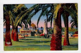 CP 9*14/BB1137/NICE JARDIN ALBERT PREMIER - Parques, Jardines