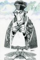 """ILLUSTRATEUR  """"  MULATIER / MORCHOISNE / RICORD """"  LES GRANDES GUEULES  N° 303  CPM / CPSM  11.5 X 16.5 - Illustrateurs & Photographes"""