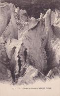 CLIMBING GLACIER D'ARGENTIERE - Climbing