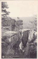 CLIMBING POSTCARD -PETITE SUISSE LUXEMBOURGEOISE - Climbing