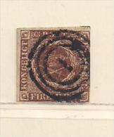 DANEMARK    ( D15 - 7868 )  1851    N° YVERT ET TELLIER   N° 2 - 1851-63 (Frederik VII)