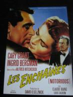 Plaquette 4 Pages : Les Enchaines De Alfred Hitchcock (2008) - Cinemania