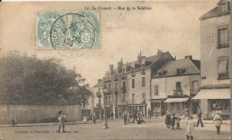 Le Creusot  71   Rue De La Sablière - Industrie