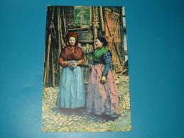 25 La Savoie Pittoresque  Costume De Savoie  Les Bauges  1913? - Personnages
