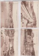 16 CPA DETACHEES DE MEME CARNET DPT 76 LE HAVRE - Ansichtskarten