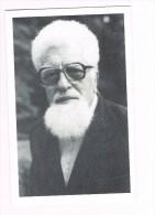 ANDERLECHT - IZEGEM  - Doodsprentje Van BROEDER Raymond SAUWENS + 1995 - Historical Documents