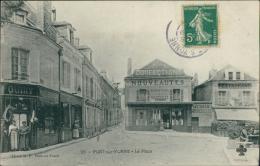 89 PONT SUR YONNE / La Place / - Pont Sur Yonne