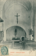 89 LEUGNY / Intérieur De L'Eglise / - Sonstige Gemeinden