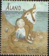 Aland 2010 Europa (Children's Books) ** 1v Complete Set MNH - Aland