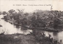 TONKIN - MONCAY Frontière Chinoise Et Rivière De Tong-Hinh - Vietnam