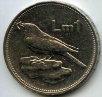 Malte Malta 1 Lira 1994 KM 99 - Malte