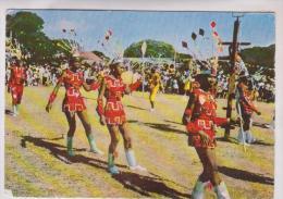 CPM ANTIGUA, SCENE DE CARNAVAL - Antigua & Barbuda