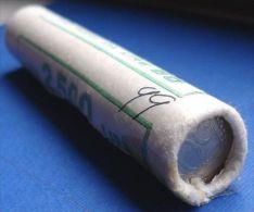 Lire 50 1997 - FDC/Unc Rotolino/roll 1 Rotolino Da 50 Monete/1 Roll 50 Coins - 50 Lire