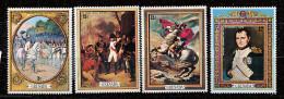 Grenade ** N° 394 à 397 - Napoléon - Grenada (1974-...)