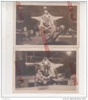 Au Plus Rapide Escadrille Béthune FAFL Forces Aériennes France Libre Douala Cameroun 10.2 Par 15.3 Cm Cachet Au Dos * - Guerre, Militaire
