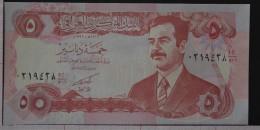 IRAQ  5  DINARS  1992     -    (Nº05986) - Iraq